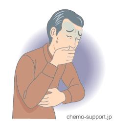 CVカテーテルは抗癌剤による副作用による吐き気で栄養が取れないケースに使われる場合もある